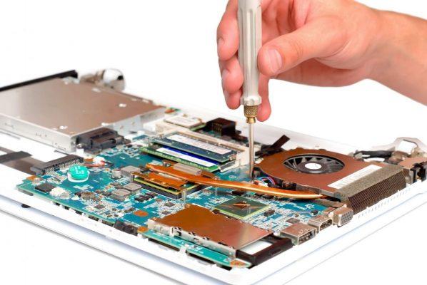 Dịch vụ sửa laptop uy tín, giá rẻ tại Tân Phú