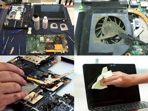 Sửa Máy Tính Pro - Đơn vị sửa laptop hàng đầu tại quận 8
