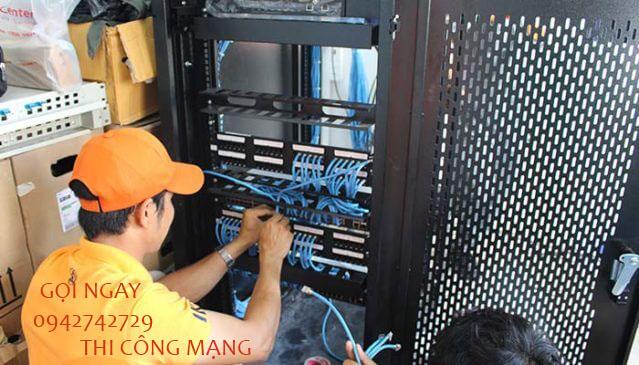 dịch vụ thi công mạng điện
