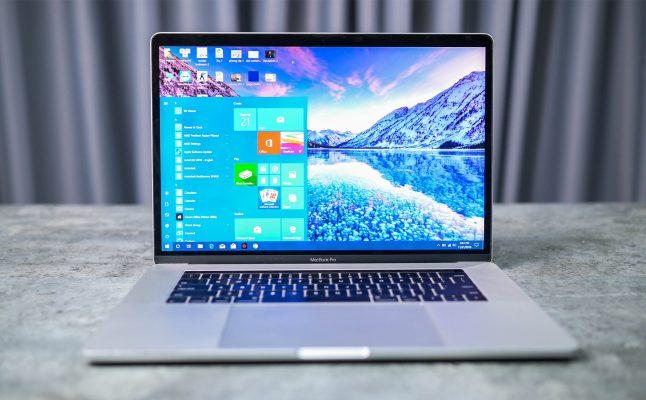 dịch vụ cài phần mềm macbook - cài win song song