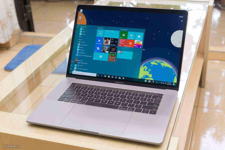 Dịch vụ cài win cho macbook tại tphcm